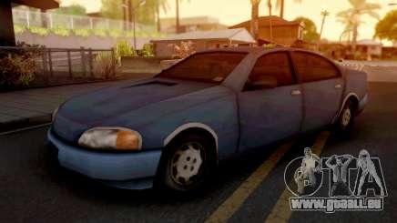 FBI Kuruma GTA III Xbox pour GTA San Andreas
