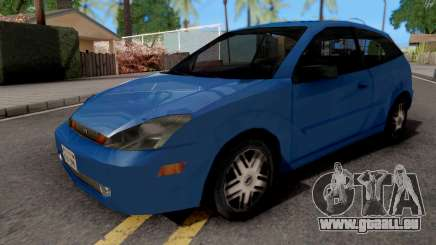 Ford Focus Tuning pour GTA San Andreas
