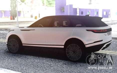 Land Rover Range Rover Velar pour GTA San Andreas