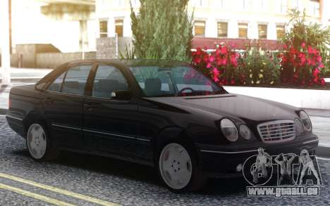 Mercedes-Benz E55 pour GTA San Andreas