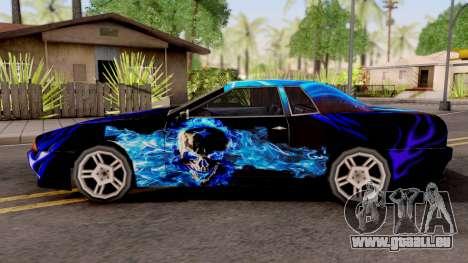 New Paint Job To Elegy pour GTA San Andreas