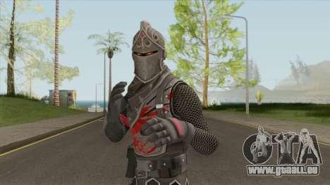 Black Knight From Fortnite für GTA San Andreas