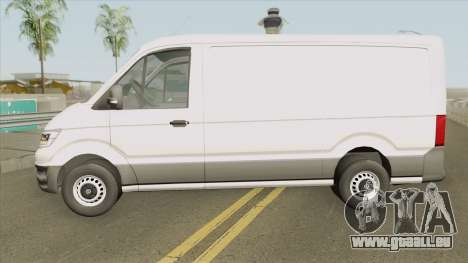 Volkswagen Crafter 2018 pour GTA San Andreas