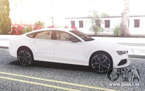 Audi RS7 pour GTA San Andreas