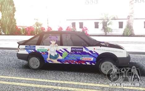 IZH-2126 pour GTA San Andreas