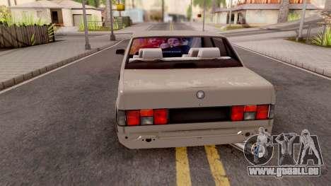 Tofas Dogan DRAG SLX pour GTA San Andreas