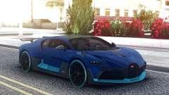 Bugatti Divo 19 pour GTA San Andreas