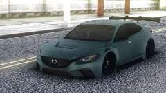 Mazda Atenza DTM für GTA San Andreas