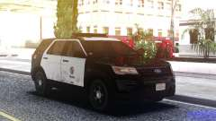 Ford Explorer Police Mod pour GTA San Andreas