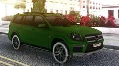 Mercedes-Benz GL 63 AMG