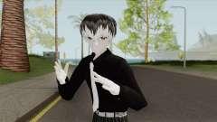 Haise Sasaki V2 (Tokyo Ghoul) pour GTA San Andreas
