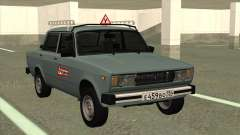 VAZ 2105-Training für GTA San Andreas