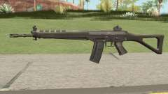 Firearms Source SIG SG-550 pour GTA San Andreas