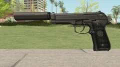 Firearms Source Beretta M9 Suppressed