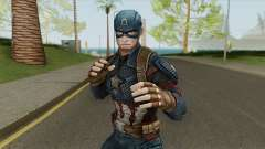 Marverl Future Fight - Captain America (EndGame) pour GTA San Andreas