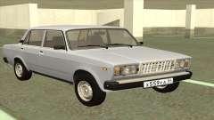 VAZ 2107 Lager Limousine für GTA San Andreas