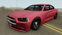 Dodge Charger 2011 (SA Style) pour GTA San Andreas
