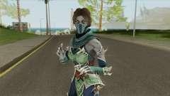 Jade (Mortal Kombat) für GTA San Andreas