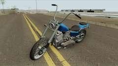 Daemon GTA IV (Metal Claro) für GTA San Andreas