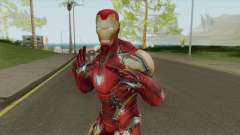 Iron Man MK85 - Avengers EndGame (MFF) pour GTA San Andreas