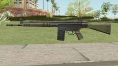 Firearms Source G3 pour GTA San Andreas