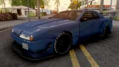 Elegy Hyper-A Drift Lowered pour GTA San Andreas