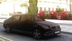 Mercedes Benz-Maybach S-650 pour GTA San Andreas
