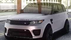 Range Rover Sport SVR für GTA San Andreas