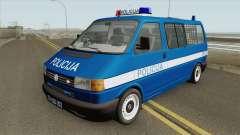 Volkswagen Transporter Mk4 Policija V1 1999