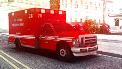 Ford F-250 Ambulance LSFD