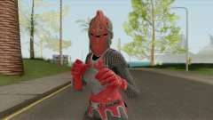 Red Knight From Fortnite für GTA San Andreas