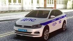 Volkswagen Polo 2019 SB police de la circulation pour GTA San Andreas
