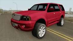 Lincoln Navigator 2004 (SA Style) für GTA San Andreas