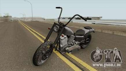 Daemon GTA IV (Metal Obscuro) pour GTA San Andreas