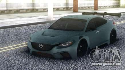 Mazda Atenza DTM pour GTA San Andreas