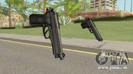 Firearms Source Beretta M9 für GTA San Andreas