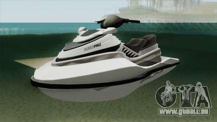 Speedophile Seashark Normal GTA V für GTA San Andreas