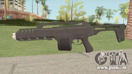 Special Carbine MK2 GTA V (Stock) pour GTA San Andreas