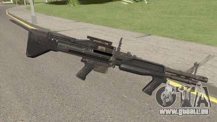 Firearms Source M60E3 pour GTA San Andreas