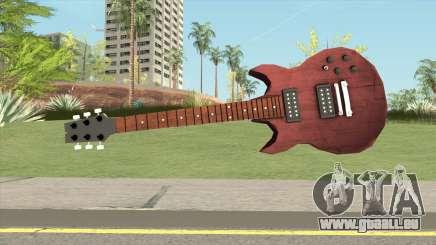 Guitar HD pour GTA San Andreas