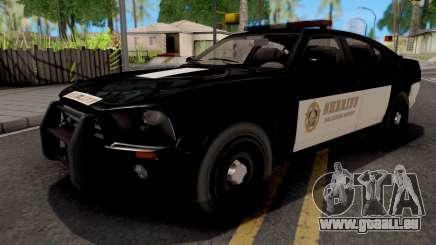 Bravado Buffalo Police Sheriff pour GTA San Andreas