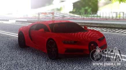 Bugatti Chiron Sport 110 1900HP für GTA San Andreas
