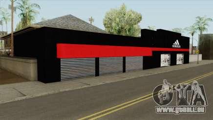 New Textures Groove für GTA San Andreas