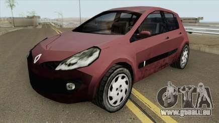 Renault Clio (SA Style) für GTA San Andreas