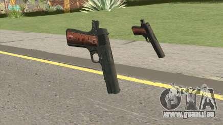 Firearms Source M1911 pour GTA San Andreas