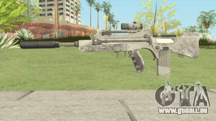 New Assault Rifle pour GTA San Andreas