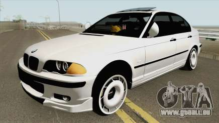 BMW 320d E46 Sedan MQ pour GTA San Andreas