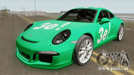 Porsche 911 R 2016 (3E Gang) pour GTA San Andreas