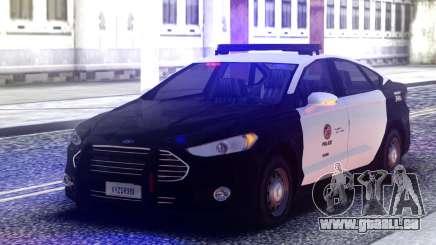 Ford Mondeo Police Interceptor für GTA San Andreas