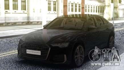 Audi A6 2019 C8 pour GTA San Andreas